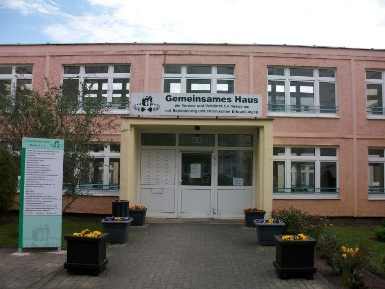 Unsere Landesgeschäftsstelle in Rostock